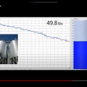 Silo Level Monitoring Video