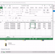 channel edit in excel