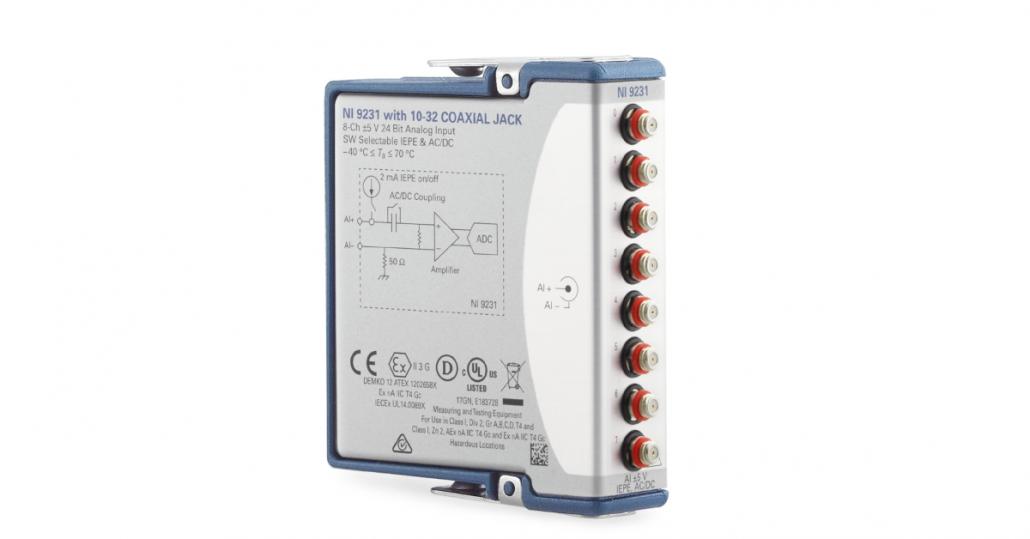 NI-9231 CompactDAQ Module